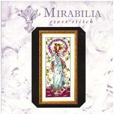 MD Mirabilia Nora Corbett Cross Stitch Pattern Blossom Goddess MD146