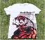 Unisex Short Sleeve Anime Hatsune Miku Casual White Cos T-shirt Tee Tops #X9
