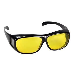 Night Driving Glasses Vision Anti Glare Drivers Polarized Uv400 Fit Over TEG