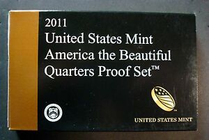 2011-S-AMERICA-THE-BEAUTIFUL-QUARTERS-PROOF-SET-ULTRA-CAMEO-039-S-WITH-BOX-AND-COA