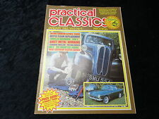 Practical Classics Magazine - Jan 1983 - Jaguar MKV, Standard Swallow, VW Beetle