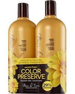a83d1fd8b9 Bain de Terre Passion Flower Color Preserving Shampoo + Conditioner ...