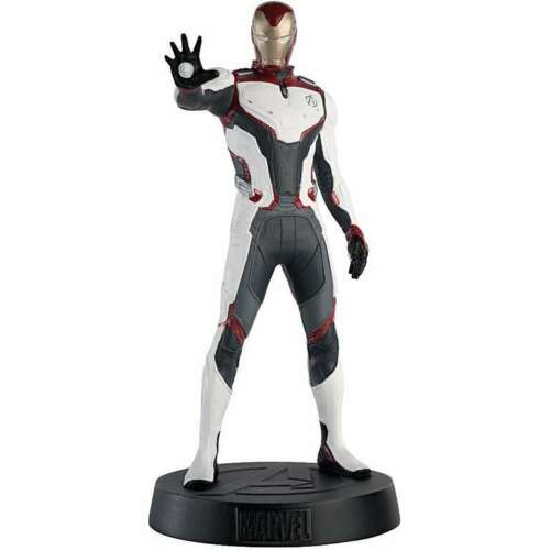 "Eaglemoss MARVEL film collection #105 /""Iron man team Costume/"" FIGURINE"