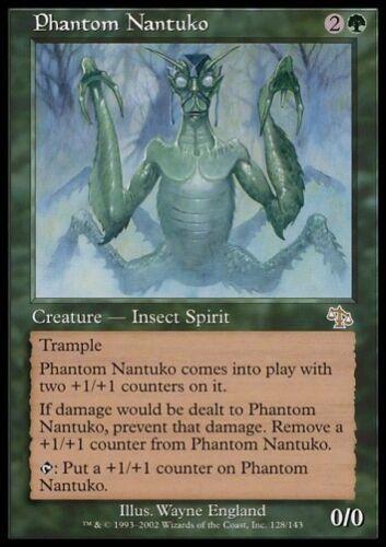 Judgment *Rare Trample* MTG 4x PHANTOM NANTUKO