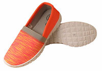 NEW LADIES TRAINERS GYM CASUAL WOMEN'S SLIP ON  SHOES SIZE UK 4 5 6 7 8