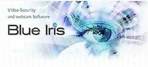 Professionell Blau Iris v5 Video Überwachung Software - Neueste Voll Version
