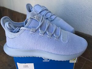 TUBULAR SHADOW KNIT D BLUE Shoes Men The Goods Dept