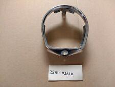 SUZUKI FS50 FZ50 FS FZ MOPED NEW GENUINE HEADLIGHT RIM 35111-02400