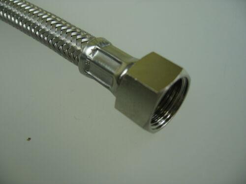 """Armaturenschlauch flexibler Sanitärschlauch  AG M10 x 1 3//8/"""" ÜM 583830//583850"""