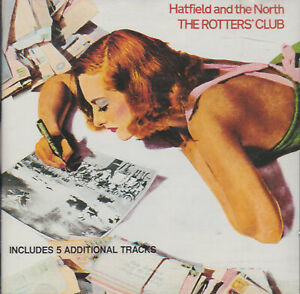CD-htfield-and-the-North-The-Rotters-039-Club-includes-5-additional-tracks-1975