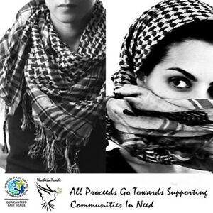 Authentic-Keffiyeh-Kufiya-Shemagh-Palestinian-Head-Scarf-Made-in-Palestine-White