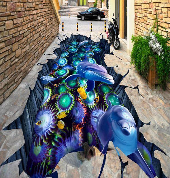 3D Einzigartige Anlage 1090 Fototapeten Wandbild Fototapete BildTapete FamilieDE