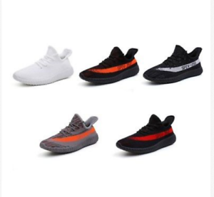 SPORTS-YEEZY1-350-BOOST-TRAINERS-FITNESS-GYM-SPORTS-RUNNING-SHOCK-SHOES-lot