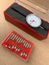 Tesa Brown Amp Sharpe Mw216 1 0 100 Wf Agd Dial Indicator