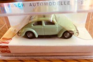 Busch-Automodelle-VW-Kaefer-Cabriolimousine-NEU