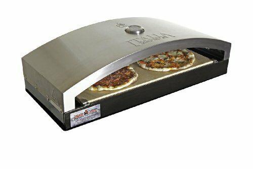"""Artisan Outdoor Four à Pizza Accessoire favorise la même Chaleur Pour Grand croûte 14/""""x32/"""""""