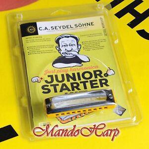 Seydel-Harmonica-Instruction-Set-40007-Just-Play-Harmonica-Junior-Starter-Kit