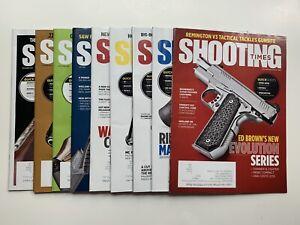 Shooting-Times-Magazine-Year-2020-January-November-Lot-Of-9-Magazines