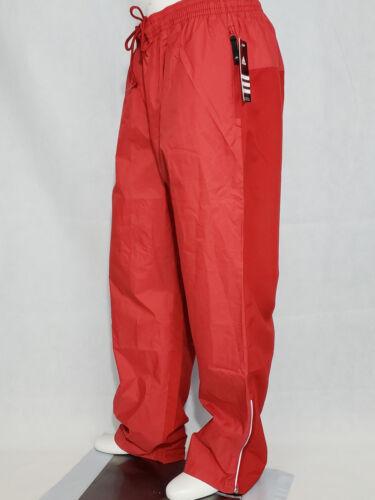 Nwt Modern Zip Adidas Mens Power 889764023223 Pockets Xl Red Ankles Pants Varsity Athletic Mv FqazT