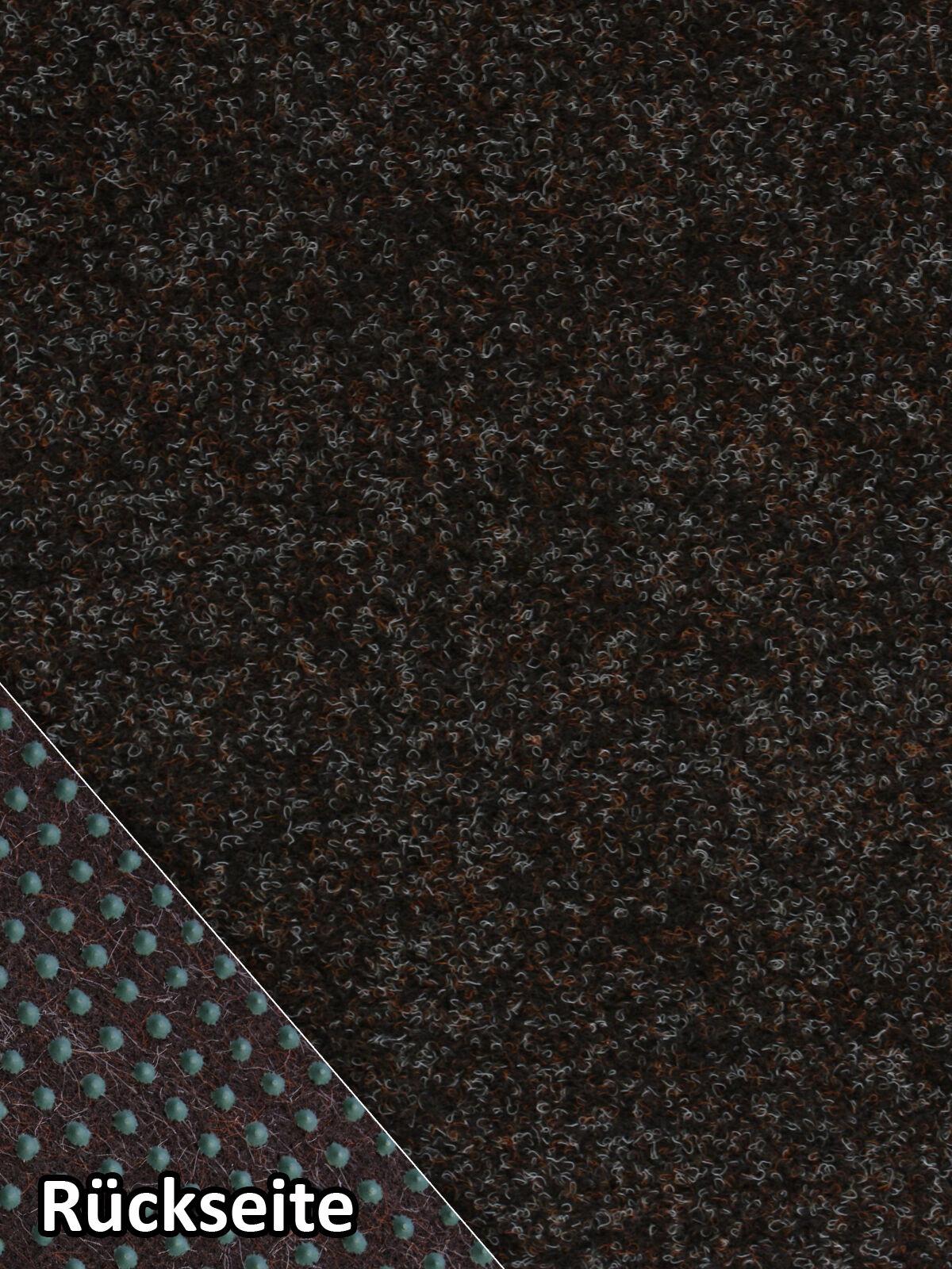 Rasenteppich Kunstrasen Comfort + dunkel braun 400x270 cm