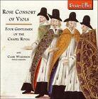 Four Gentlemen of the Chapel Royal (CD, May-2008, Deux-Elles)