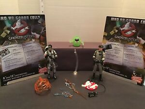 Mattel Ghostbusters 3 personnages exclusifs