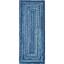 thumbnail 3 - Rug 100% Cotton Braided style Handmade Runner Rug Reversible Living Modern Rug