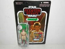 Action Figure VC80 endommagé Carte Star Wars Young Anakin Skywlaker 3.75 IN environ 9.52 cm