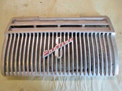 1948 Pontiac Silver 8 Streak Radio Speaker Grille Pontiac 8 Emblem ...