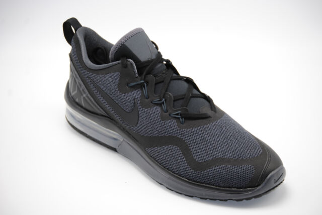 98b204992dc Nike Air Max Fury Aa5739 002 Triple All Black anthracite Dark Grey ...