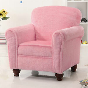 kids bedroom chair pink armchair soft seat cushion accent chair ebay