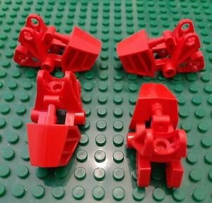 Lego ® bionicle foot robot 2x3x5 foot w//ball joint choose color ref 41668
