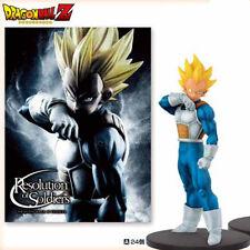 Banpresto Dragon Ball Z resolution of sodiers Vegeta PVC Figure