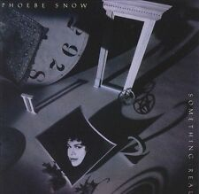 Phoebe Snow - Something Real (CD, Elektra) Mr. Wonderful, Touch Your Soul