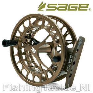 Sage-Click-Trout-Fly-Fishing-Reel-Bronze-Size-3-4-5