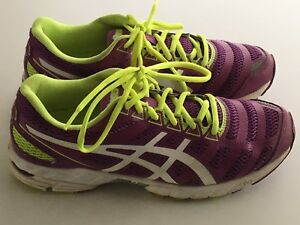 quality design 54a5b 879dd Details about ASICS GEL DS Trainer T355N Womens Sz US 9 EU 40.5 Athletic  Running Shoes