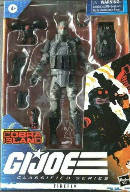 G.I. Joe Classified Series Special Missions:Cobra Island Firefly(confirmed order