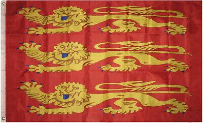 3x5 King Richard I Flag Richard the Lionheart Banner English Royalty England