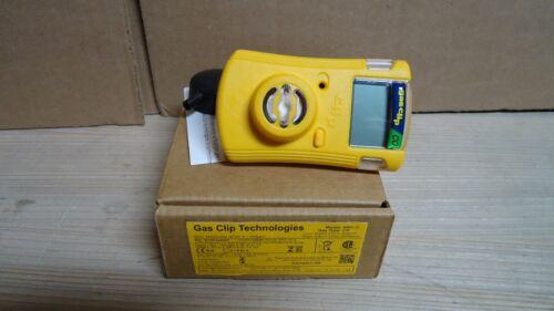 NEW Gas Clip Technologies SGC-C Single 2 Year CO Carbon Monoxide Detector 2018
