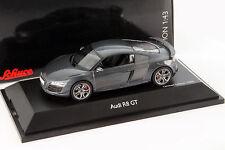 Audi R8 GT daytona grau 1:43 Schuco
