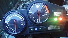 WHITE CBR900rr fireblade 97-98  led dash clock conversion kit lightenUPgrade