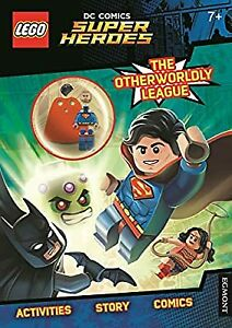 LEGO� DC Comics Super Heroes: The Otherworldy League! (Activity Book with Superm