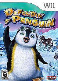 Defendin-039-De-Penguin-Nintendo-Wii-2008-Complete