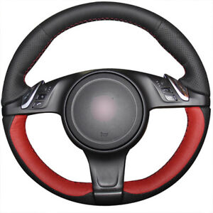 Image Is Loading Free Customized Pu Steering Wheel Sch On Wrap