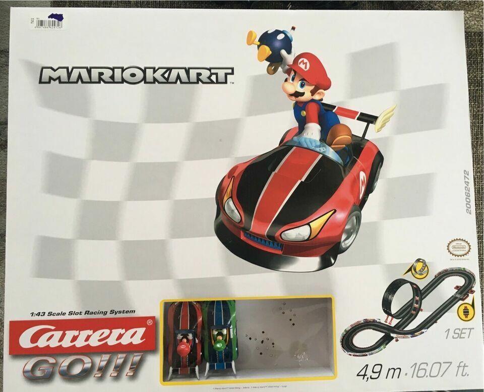 Carrera Go    Mariokart