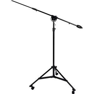 Proline-Studio-Boom-Mic-Stand-Black
