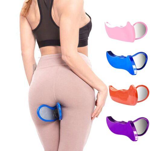 Hip Trainer Beckenbodenmuskel Obenschenkel Huften Po Trainer PVC  Fitness Damen