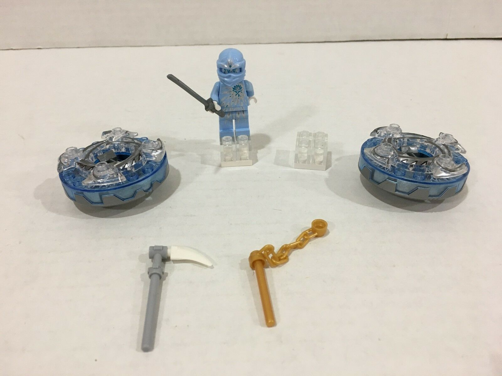 LEGO 9590 9590 9590 Ninjago NRG Zane FREE Shipping  6139f3