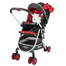 New GRACO Hello Kitty CitiLite R UP Lightweight High Seat Stroller F/S EMS Japan