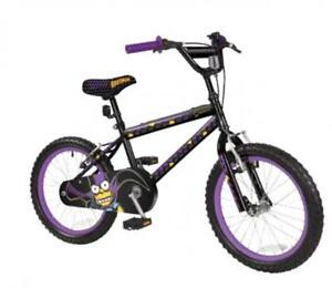 The-Simpsons-M04914-00-00-MOR-Bartman-16-034-Wheels-BMX-Style-Bike-Adjustable-New